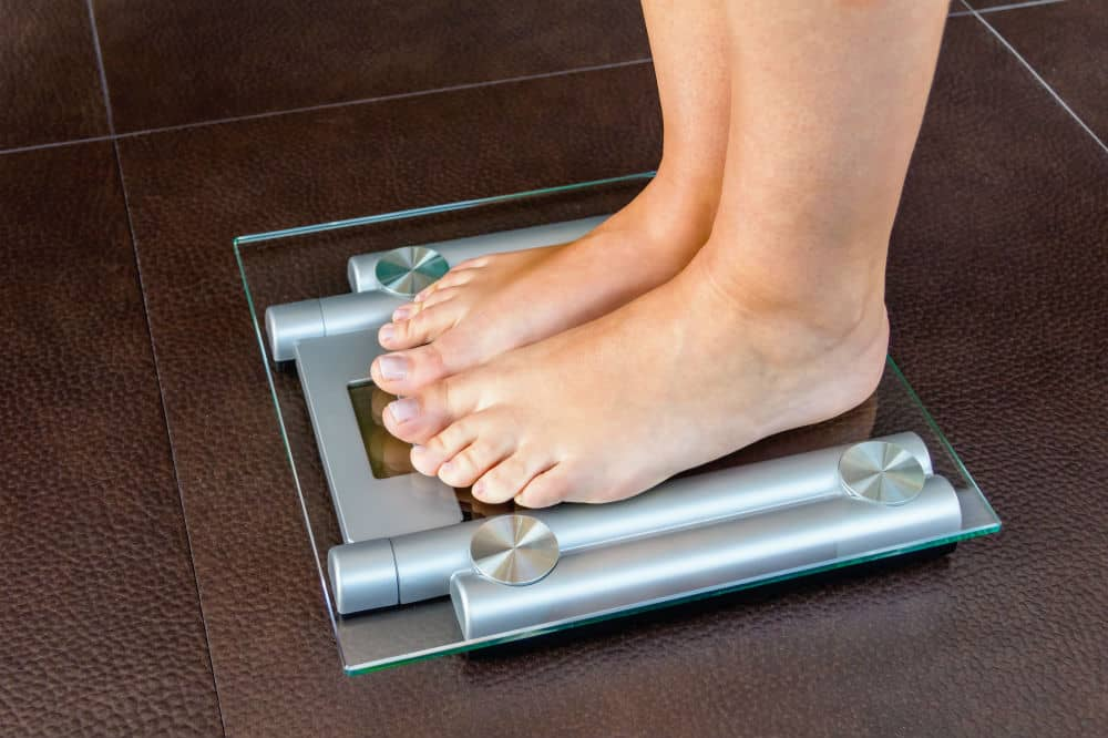 Ymiko Digital Bathroom Weighing Scale for Accurate and Precise Weight Checking