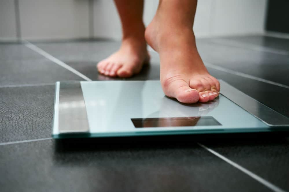 The ABYON Digital Bathroom Smart Scale