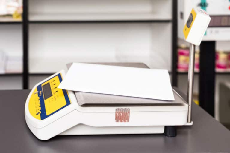 American Weigh Scales PS-25 Table Top Postal Scale Review