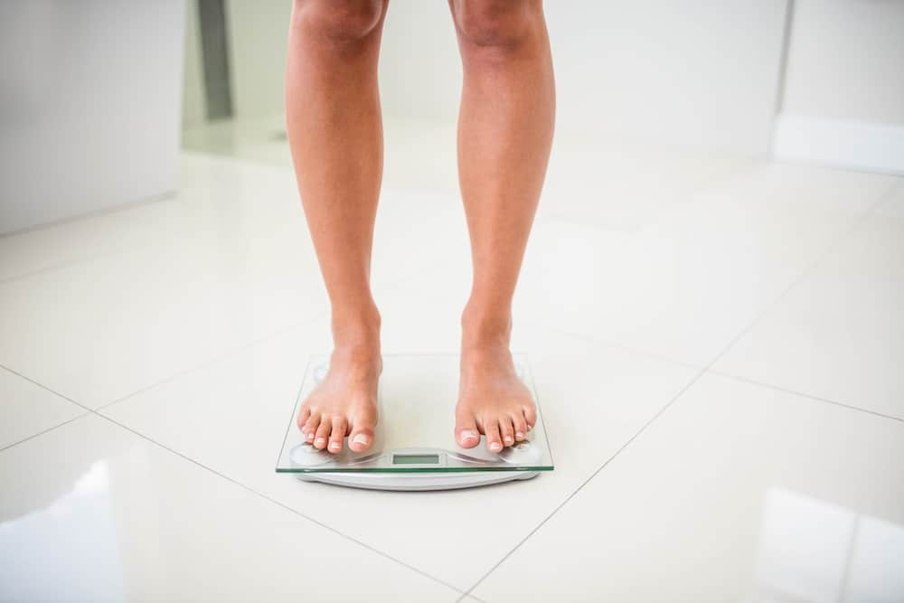 vivitar body fat and total fitness digital scale review