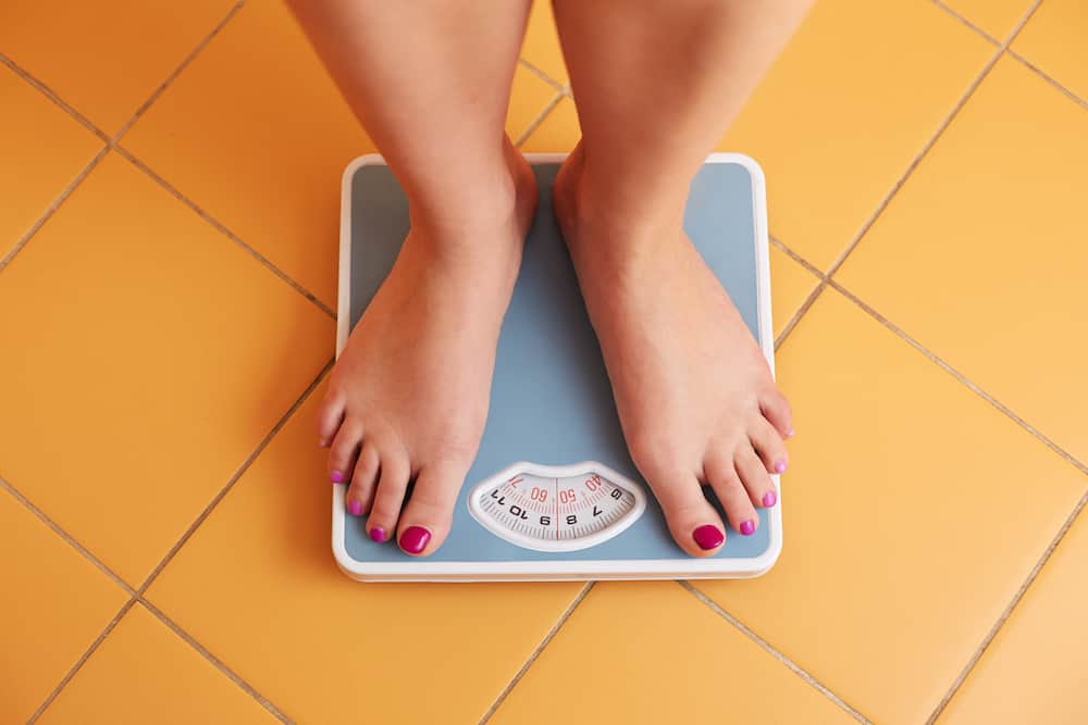 how to check accuracy of bathroom scale