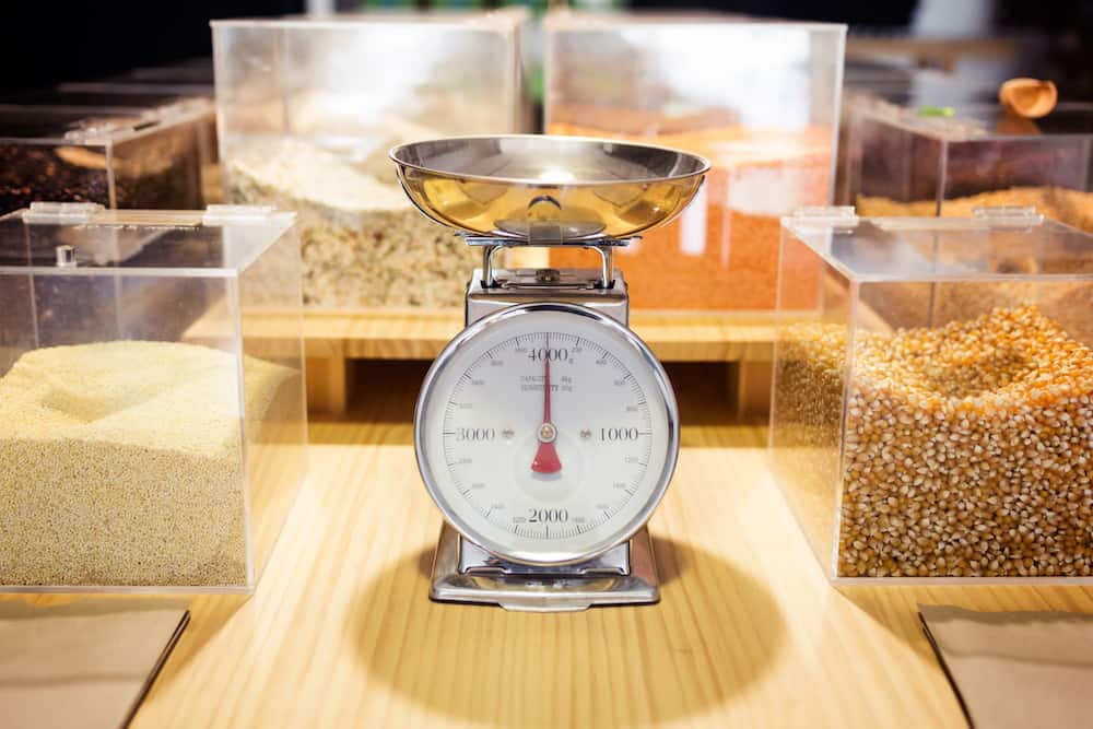 how to repair a mechanical weighing scale